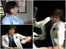 "Ha Ji Won Is A Woman On An Unknown Mission In New ""Hospital Ship"" Stills"