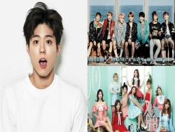 "Park Bo Gum Dances And Parties It Up On ""Infinite Challenge"" To Songs By TWICE And BTS"