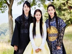 "YoonA Shares Her Thoughts On How The Love Triangle In ""The King Loves"" Ended"