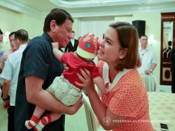 Sara for President? Duterte just trusts daughter, not trying to hold on to power, says Palace