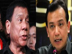 Ombudsman starts probe on Dutertes' wealth after finding basis in Trillanes complaint