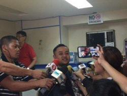 John Paul Solano released by MPD