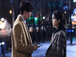 "Lee Jong Suk And Suzy's Characters Try To Prevent Tragedy In ""While You Were Sleeping"" Stills"