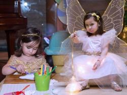 IN PHOTOS: Scarlet Snow Belo's first Halloween party