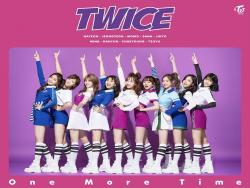 "TWICE's First Original Japanese Track ""One More Time"" Tops Line Music Chart"