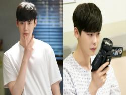 "Lee Jong Suk Shows His Passion For Acting In Behind-The-Scenes Stills Of ""While You Were Sleeping"""