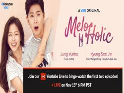 "Watch Yunho And Kyung Soo Jin's ""Melo Holic"" Live On YouTube And Chat With Fellow Fans"