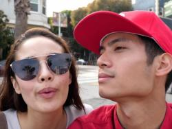 WATCH: Mikael Daez and Megan Young's San Francisco food trip