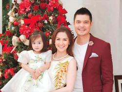 LOOK: Dingdong, Marian, & Zia Dantes on the cover of a showbiz-oriented magazine