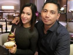 Karel Marquez marks first wedding anniversary with Sean Fariñas
