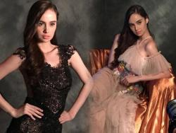 Breaking Barriers: Kim Domingo models for a photography clinic in Dubai
