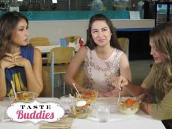 SNEAK PEEK: Marian Rivera's food trip with Solenn Heussaff and Rhian Ramos on 'Taste Buddies'