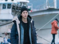 "2PM's Junho Is Alone At Sea In New Stills For ""Just Between Lovers"""