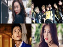 January Comebacks And Debuts Still To Come