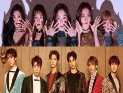 "Red Velvet And ASTRO To Perform On Upcoming Episode Of ""Sugar Man 2"""