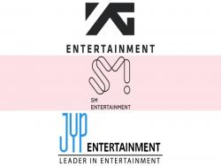 YG, SM, And JYP Touch On Their Agency Plans For 2018