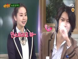 "Watch: Ahn So Hee Questions Kim Heechul In Upcoming Episode Of ""Ask Us Anything"""