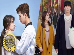 OTPs We Can't Get Over: The Cutest Moments From K-Drama Couples Of 2017