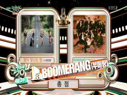 "Watch: Wanna One Takes 10th Win For ""Boomerang"" On ""Music Bank""; Performances By Super Junior, TWICE, EXO-CBX, And More"