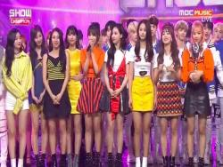 "Watch: TWICE Takes 1st Win For ""What Is Love?"" On ""Show Champion,"" Performances By VIXX, EXID, PENTAGON, And More"