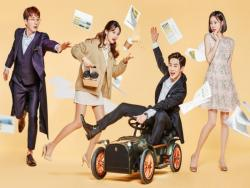 """Rich Man, Poor Woman"" Writers Discuss Similarities Between Actors And Their Characters, Including EXO's Suho"