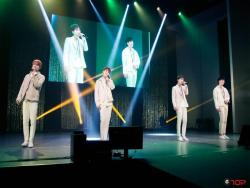 100% Remembers And Celebrates Leader Minwoo's Life At Recent Japanese Concerts