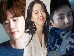 "Lee Jong Suk, Shin Hye Sun, And Lee Ji Hoon Receive Support From ""School 2013"" Writer"