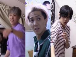 Watch: EXO's Xiumin, WINNER's Song Mino, And Kim Min Suk Wage Hilarious Battle Against Moth