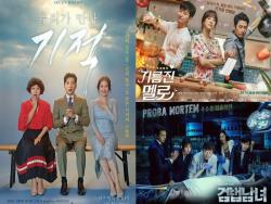 """The Miracle We Met"" Maintains Lead In Viewership Ratings For Monday-Tuesday Dramas"