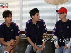 "Lee Kwang Soo Reveals Which ""Running Man"" Member Gives Him The Hardest Time"
