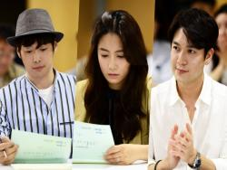 "Kim Jae Won, Nam Sang Mi, Jo Jae Hyun, And More Test Out Their Chemistry At Script Reading For ""About Her"""