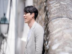 """Memories Of The Alhambra"" Unveils 1st Glimpse Of Hyun Bin Filming In Spain"