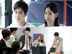 "EXO's Suho Tries Again At Love And Work In New Stills For ""Rich Man, Poor Woman"""