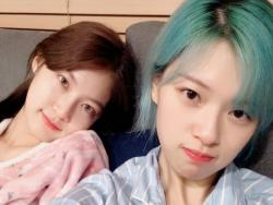 Gong Seung Yeon Adorably Shows Support For Younger Sister Jeongyeon And TWICE's Comeback