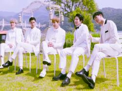"Watch: Teen Top Celebrates 8th Anniversary With Dashing MV For ""Lover"""