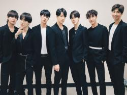 Networks Already Competing To Cast BTS For Year-End Award Shows