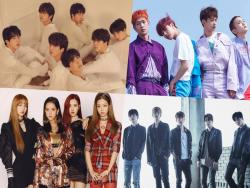 BTS, SHINee, BLACKPINK, DAY6, And NU'EST W Take Spots In Top 10 Of Billboard's World Albums Chart