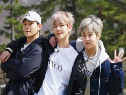 EXO-CBX To Release Book Full Of Self-Taken Photos From Their Japan Trip