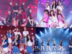 "Watch: ""Produce 48"" Contestants Perform Songs By BLACKPINK, TWICE, Red Velvet, And More In Intense Team Battles"