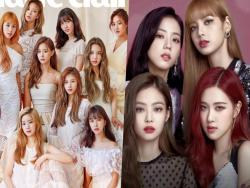 TWICE And BLACKPINK Top Weekly Gaon Charts