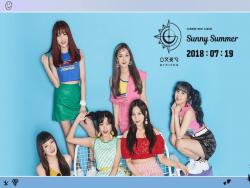 GFRIEND Talks About Their Friendship With TWICE
