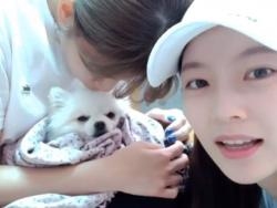 TWICE's Jeongyeon And Gong Seung Yeon Share Update On Their Dog's Condition