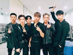 B.A.P Gets Emotional Talking About Contracts And It Possibly Being Their Last Concert Together