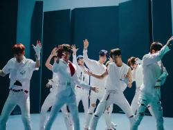 "Watch: SF9 Makes Sleek Transformation With ""Now Or Never"" MV"