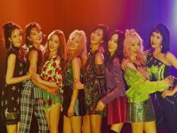 Girls' Generation Members Preparing For New Unit Project