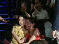 LOOK: Maymay Entrata fangirls over Marian Rivera