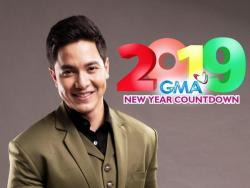 Alden Richards leads GMA Network's Countdown to 2019