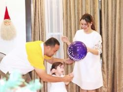 WATCH: Nadine Samonte reveals gender of her second baby