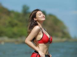 LOOK: Liezel Lopez flaunts abs in unedited photo