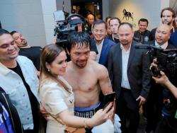 LOOK: Proud wife Jinkee Pacquiao on Manny's win: 'A great night and a great fight!'
